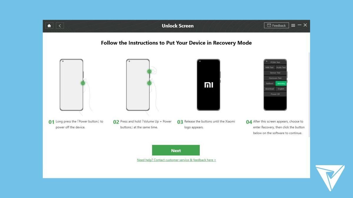 DroidKit ile Android Ekran Kilidini Şifre Olmadan Açın -5
