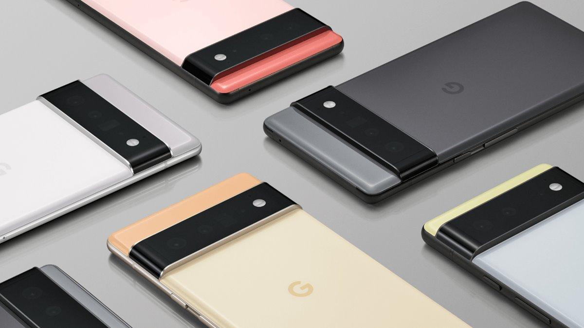 Google Pixel 6 Şarj Aleti Olmadan Satılacak