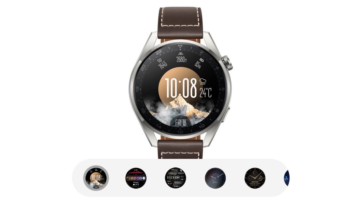 Huawei Watch 3 Pro İncelemesi -1