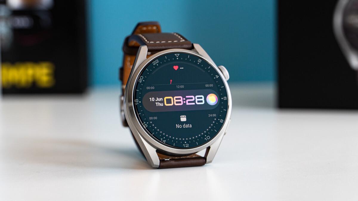 Huawei Watch 3 Pro İncelemesi -2