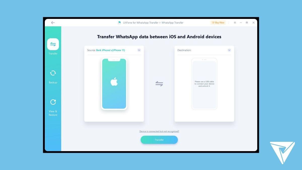 UltFone WhatsApp Transfer -6