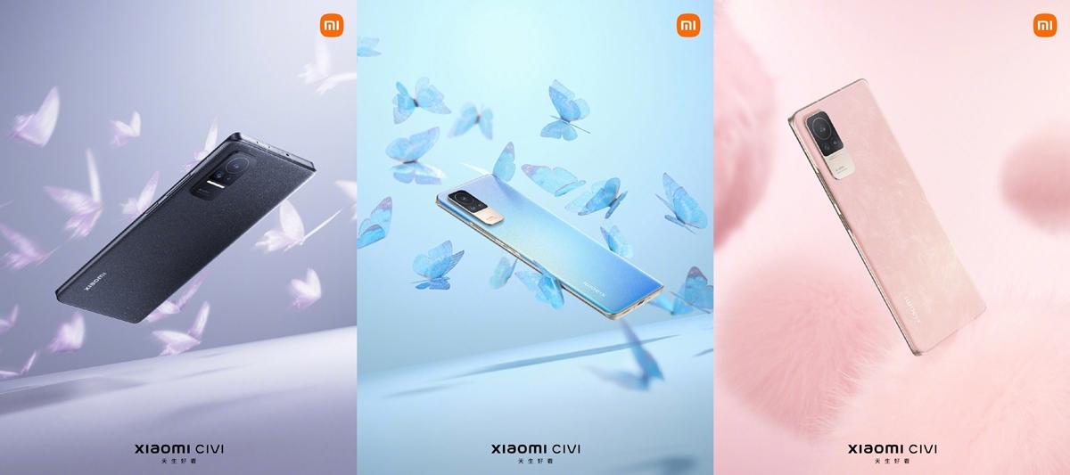 Xiaomi Civi Özellikleri