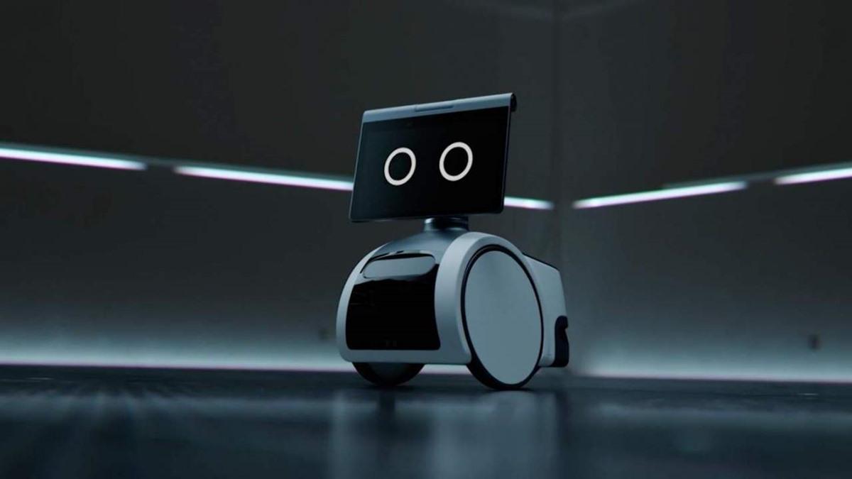 Akıllı Ev Robotu Amazon Astro Tanıtıldı