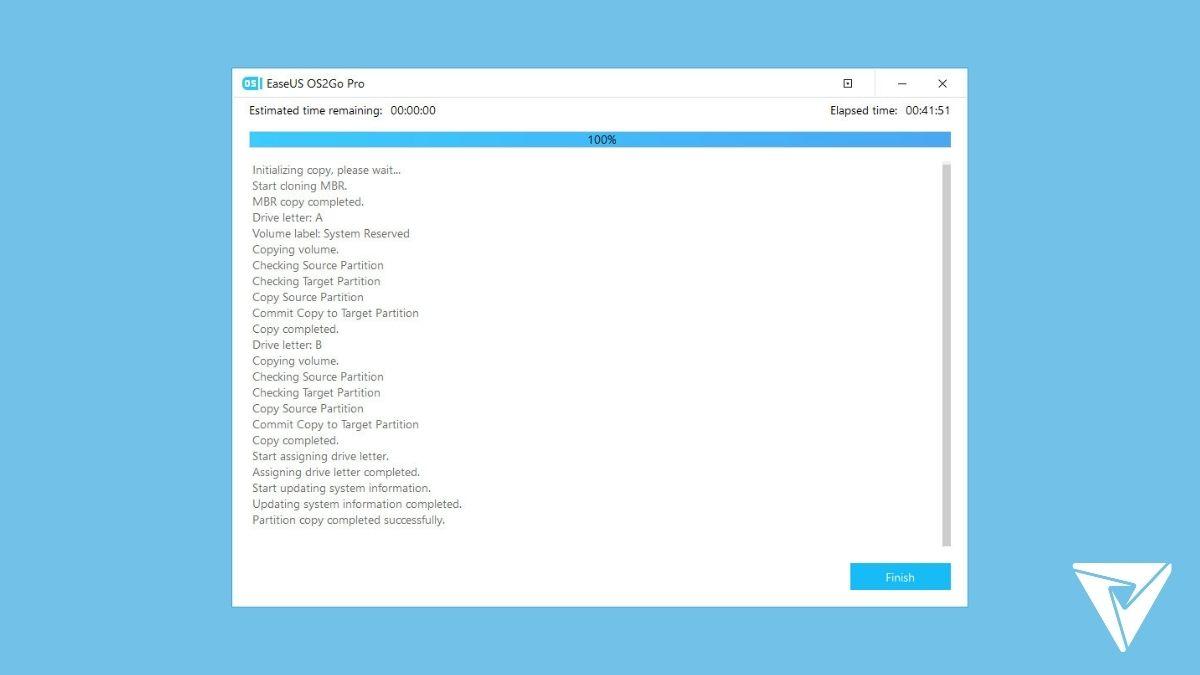 EaseUS OS2Go Nasıl Kullanılır? -3