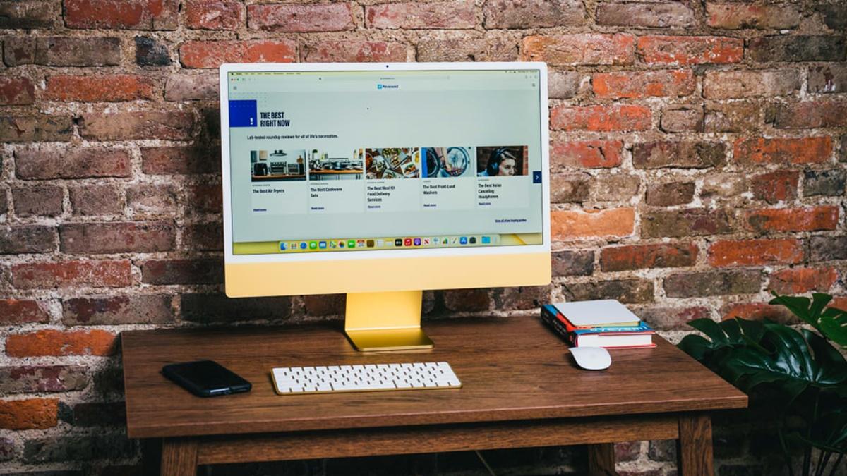 Bütünleşik Klavyeli iMac Patenti Alındı