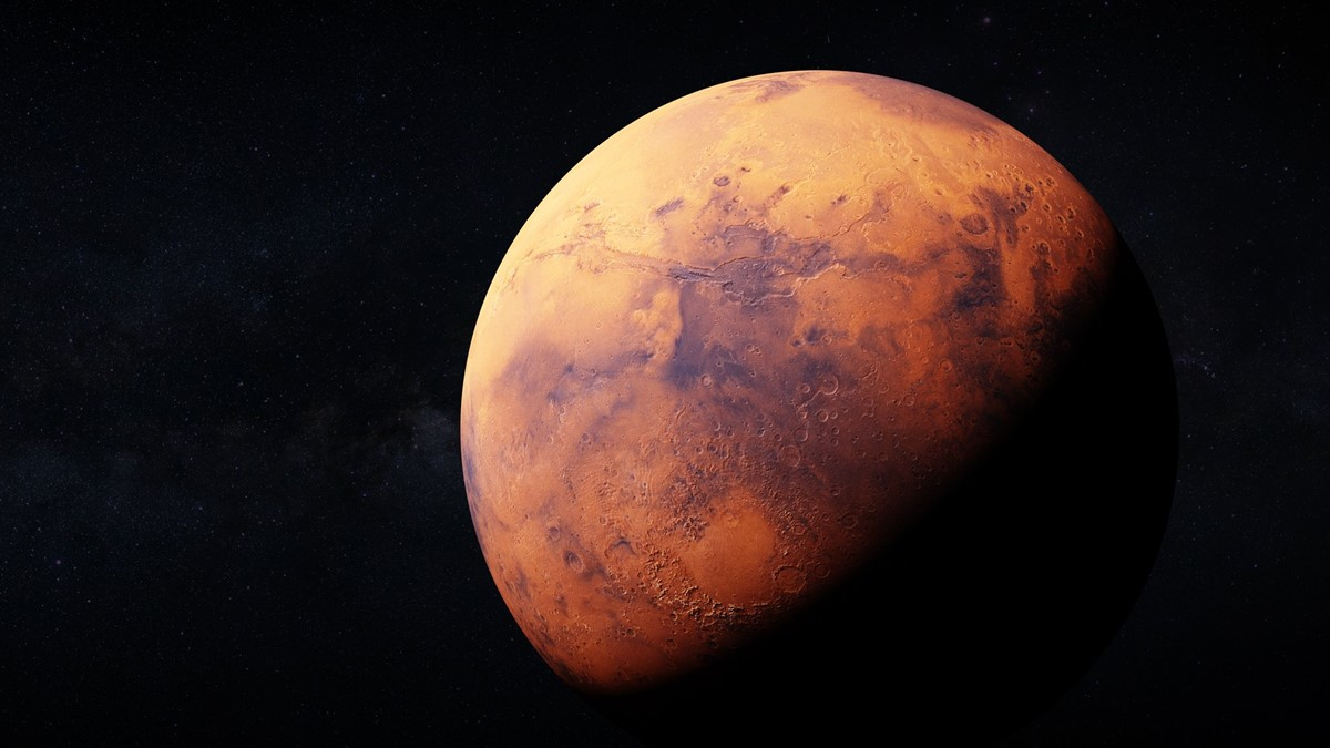 Mars'taki İlk Yerleşke Bu Şekilde Görünebilir