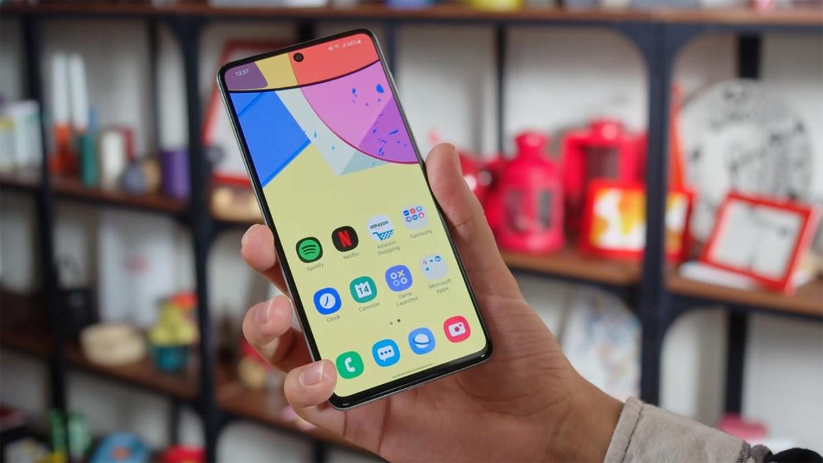 Samsung Galaxy M52 5G Özellikleri Sızdırıldı