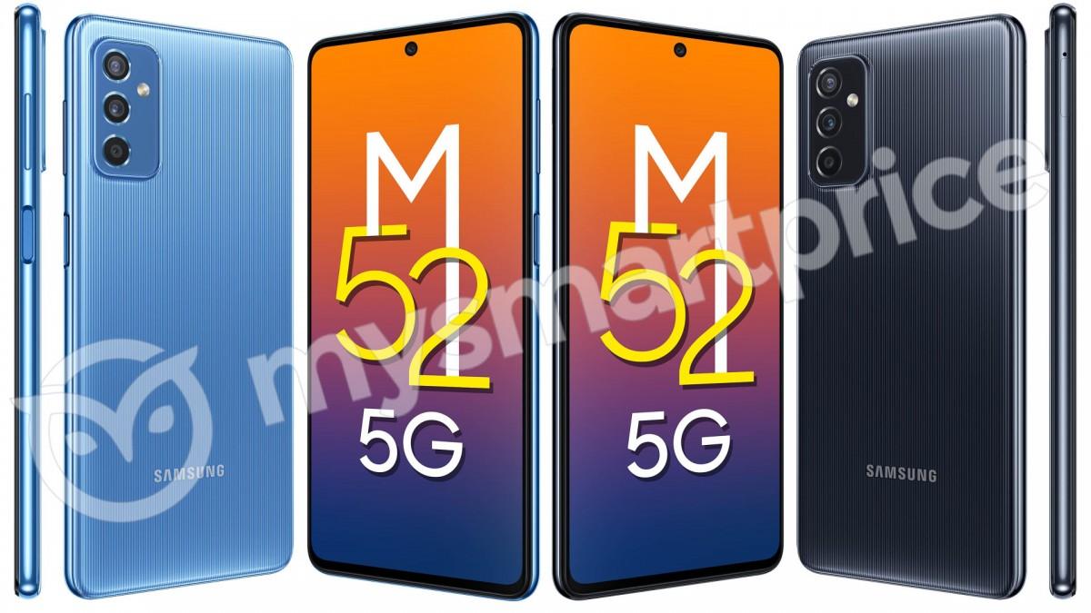 Samsung Galaxy M52 5G Özellikleri ve Tasarımı Nasıl Olacak?