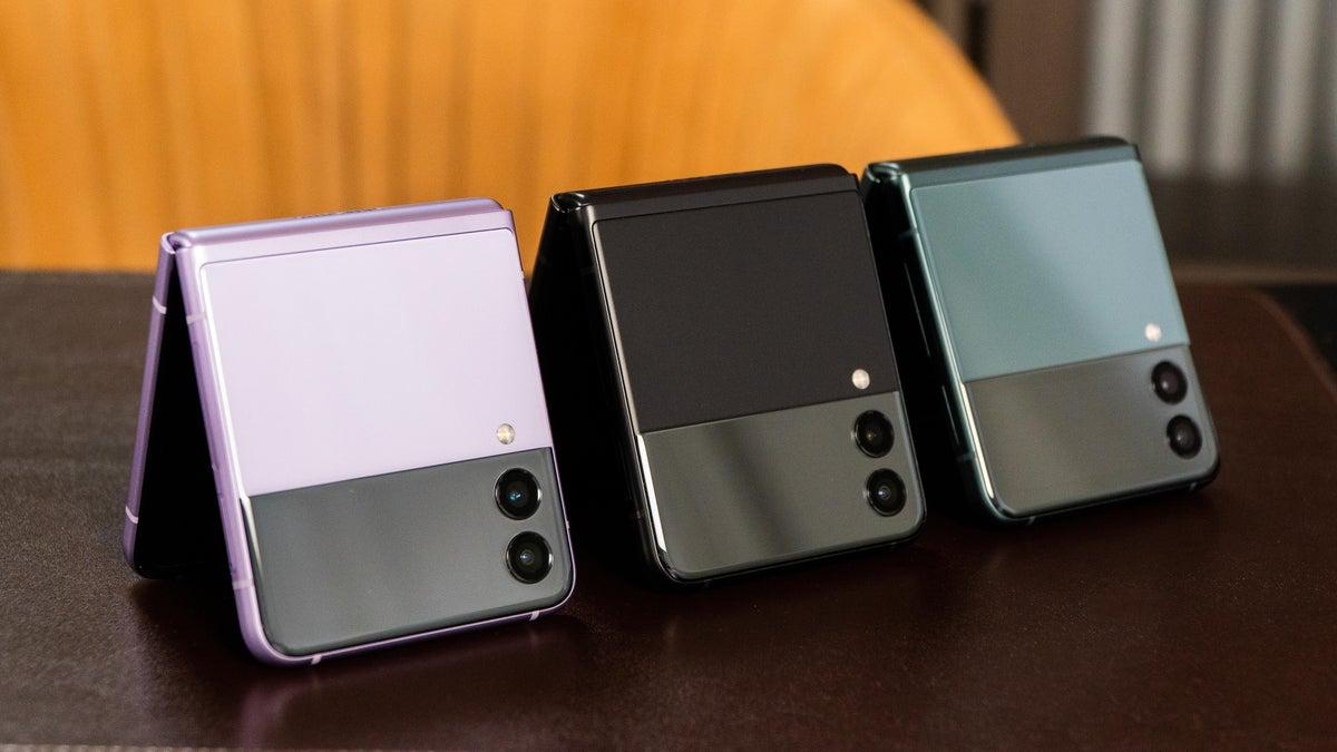 Galaxy Z Fold 3 ve Galaxy Z Flip 3 Satışları Rekora Koşuyor