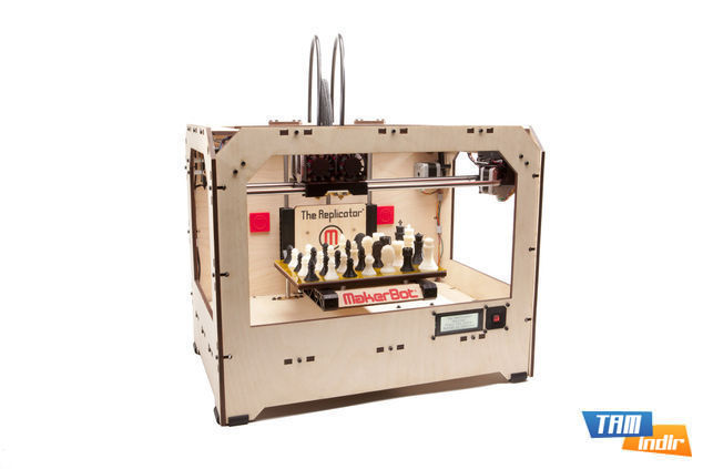 <strong>MakerBot Replicator</strong>