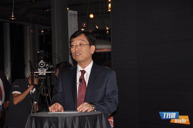 Samsung Electronics Türkiye Başkanı Sung Yong Hong
