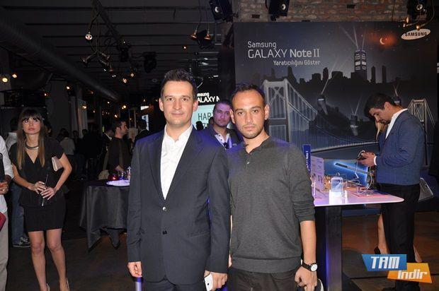"""<span style=""""line-height: 20px; """">Samsung Electronics Türkiye Pazarlama Müdürü Cem Sezer</span>"""