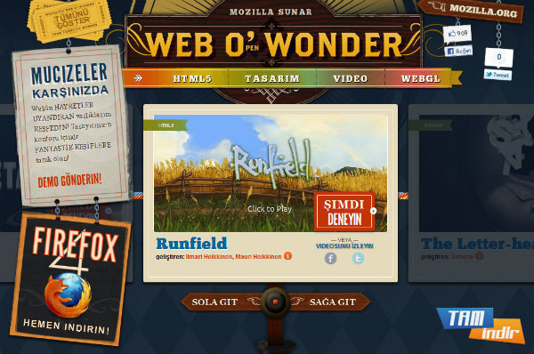 Modern Web Tarayıcısı
