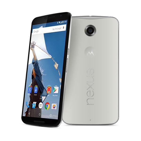 <strong>Google Nexus 6</strong>