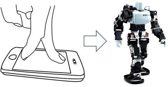 Walky iPhone Robot Kontrolü