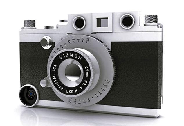 Klasik Fotoğraf Makinası