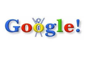 İlk Google Doodle