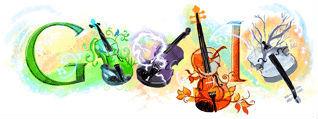 Vivaldi Doodle