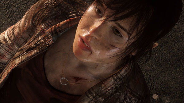 """<p class=""""MsoNormal""""><strong>Beyond: Two Souls<o:p></o:p></strong></p>"""