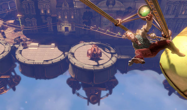 """<p class=""""MsoNormal""""><strong>BioShock Infinite<o:p></o:p></strong></p>"""