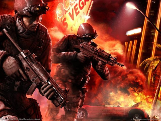 """<p class=""""MsoNormal""""><strong>Tom Clancy's Rainbow 6: Patriots<o:p></o:p></strong></p>"""