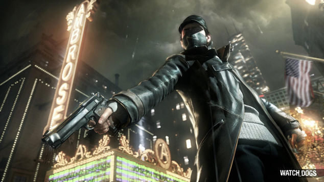 """<p class=""""MsoNormal""""><strong>Watch Dogs<o:p></o:p></strong></p>"""