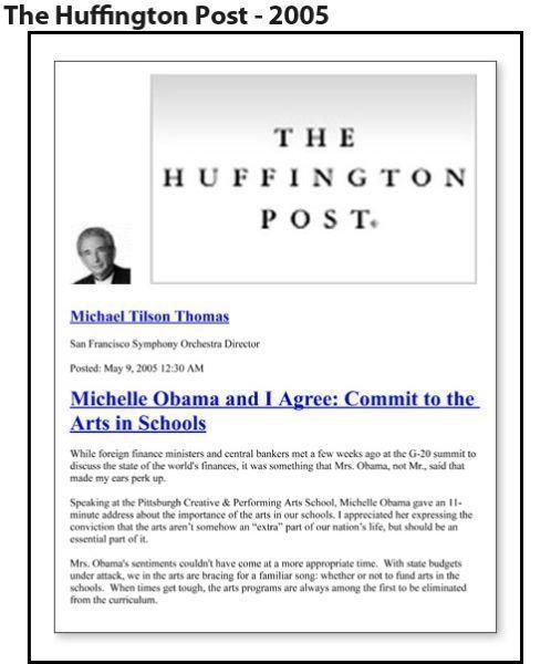The Huffington Post - 2005