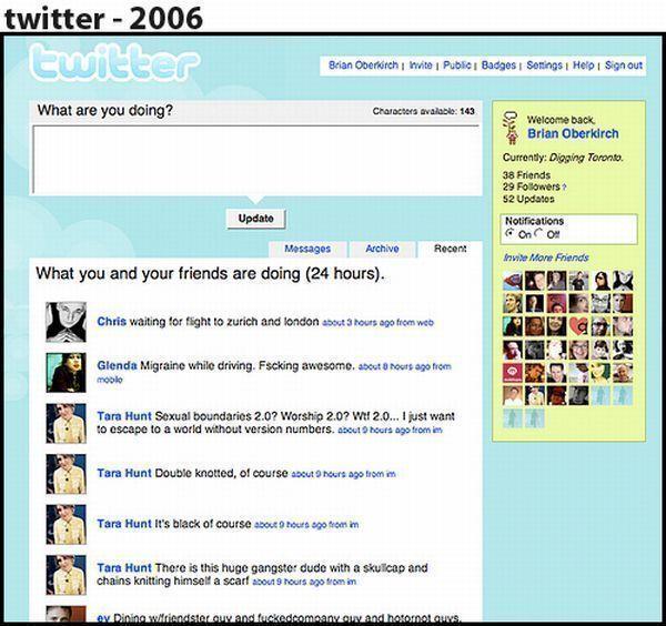 Twitter - 2006