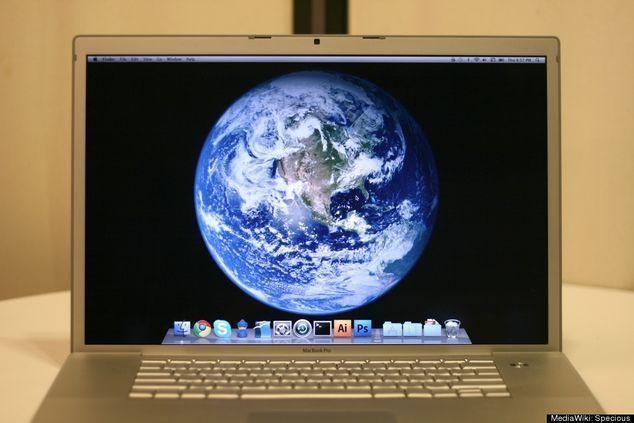 MacBook Pro - 2006