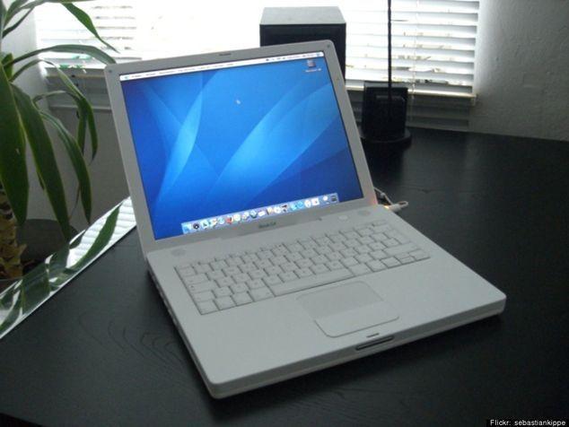 "iBook G4 14"" - 2003"