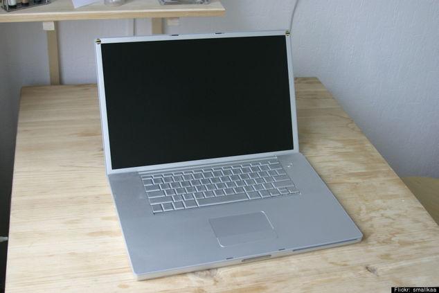 Aluminum Powerbook G4 171 - 2003
