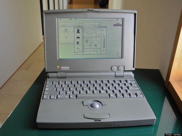 Macintosh PowerBook 100 - 1991
