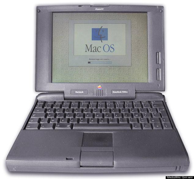 Macintosh PowerBook 5300 - 1995