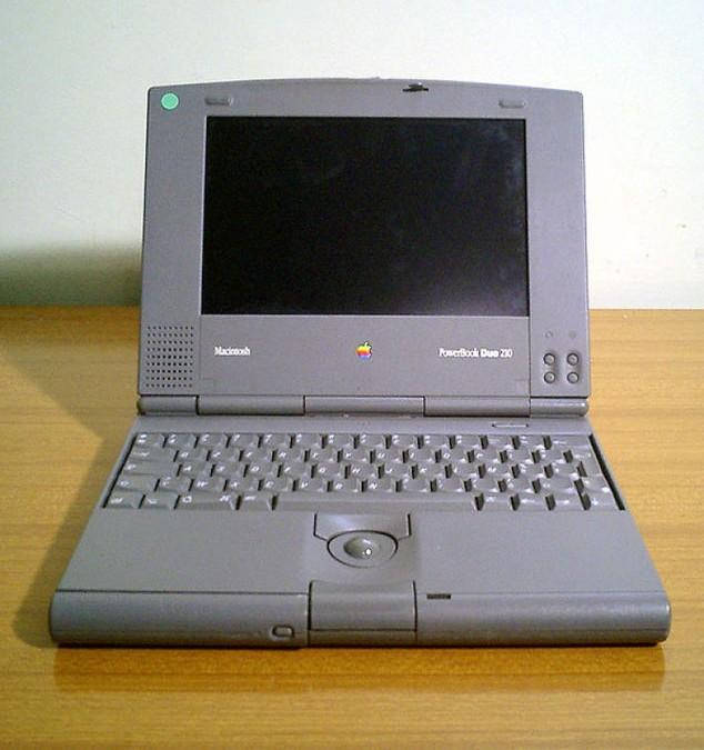 Macintosh PowerBook Duo - 1992