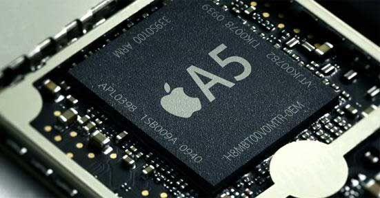 A5-A5X İşlemciler