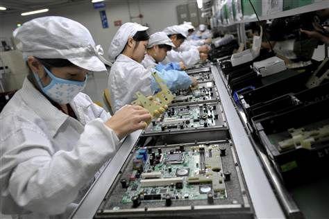 Foxconn Üretime Hazır