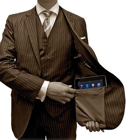 iPad Suit