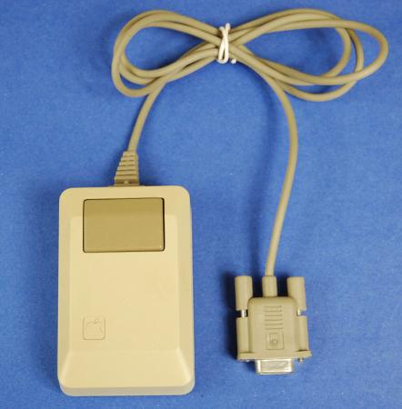 1984: Macintosh Mouse