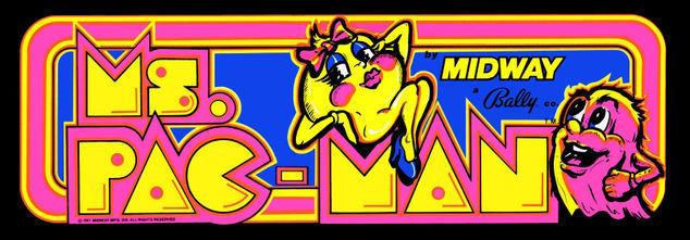 1981 - Ms Pac-Man Oyunu Tanıtıldı