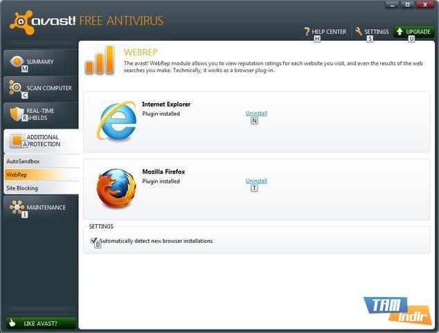 Avast Free Antivirus 6 Beta