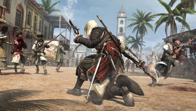 <em>Assassin's Creed 4: Black Flag</em>