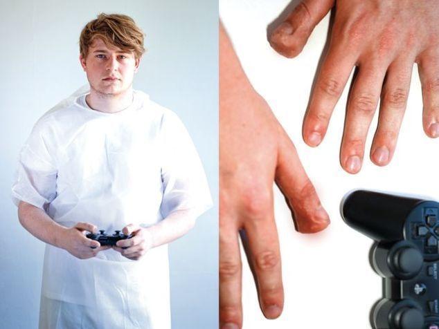 PlayStation Thumb