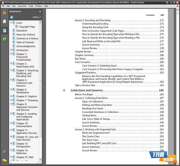 PDF Okuma Programı