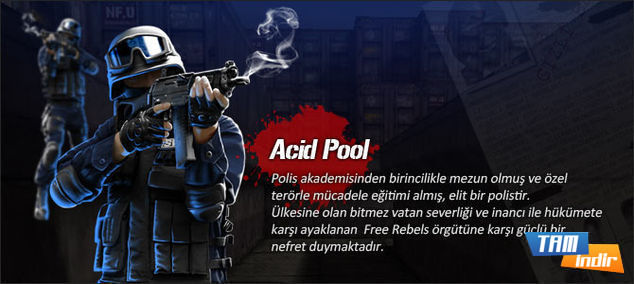 <strong>Acid Pool<br></strong>
