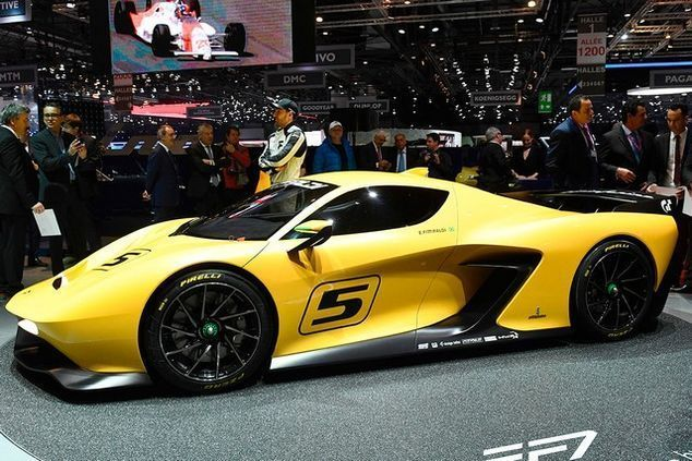 Emerson Fittipaldi EF7