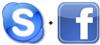 Facebook Arkadaşları, Skype Üzerinden Aranabilecek