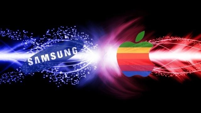 Samsung'dan 550 Milyon Dolar Alan Apple'ın Gözü Hala Doymadı!