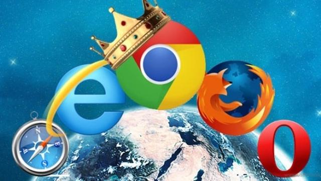 Google Chrome'mu, Internet Explorer'mı, Mozilla Firefox'mu?