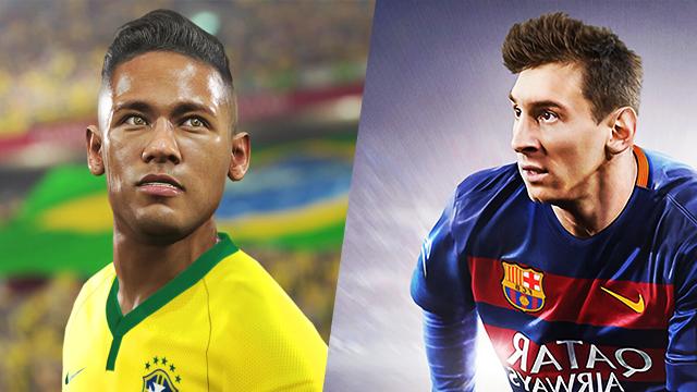 PES 2016 ve FIFA 16 Karşılaştırması - Hangisi Daha İyi?