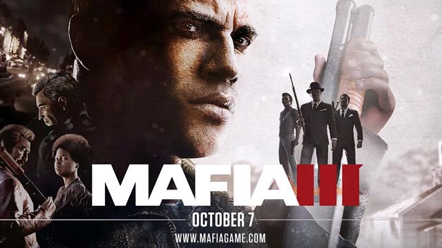 Yeni Fragmanıyla Birlikte Mafia 3'ün Çıkış Tarihi Belli Oldu